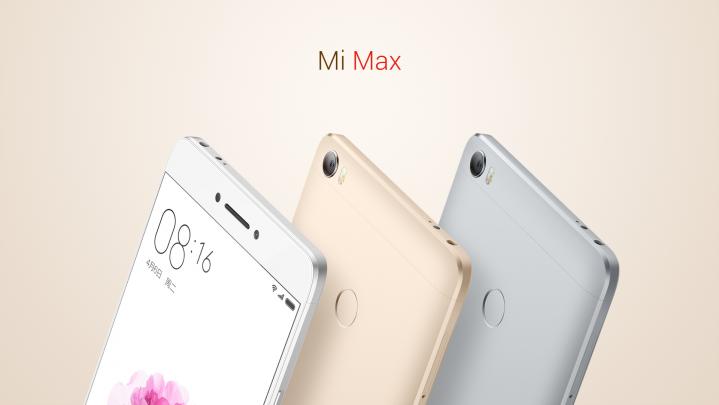 Xiaomi Mi Max annunciato: caratteristiche e prezzo