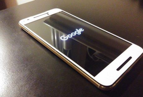 Nexus 6P bianco e oro 4