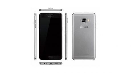 Samsung Galaxy C5C7