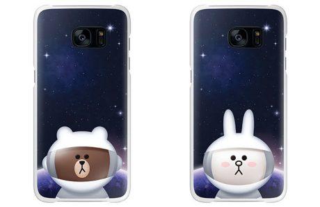 Samsung Galaxy S7 LINE FRIENDS e1463748297856