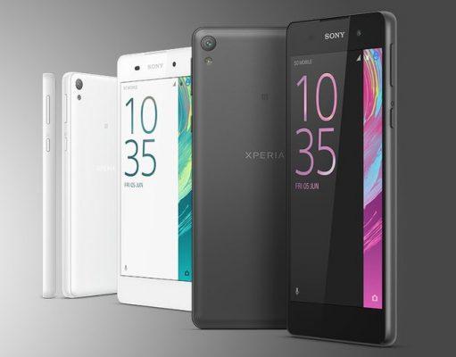 Sony Xperia E5 a