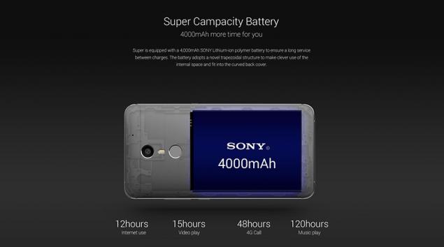 UMi Super batteria
