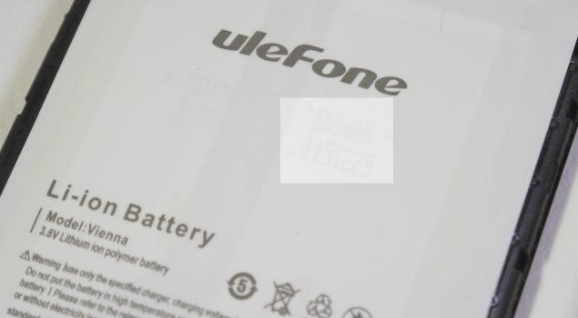 Ulefone Vienna 5