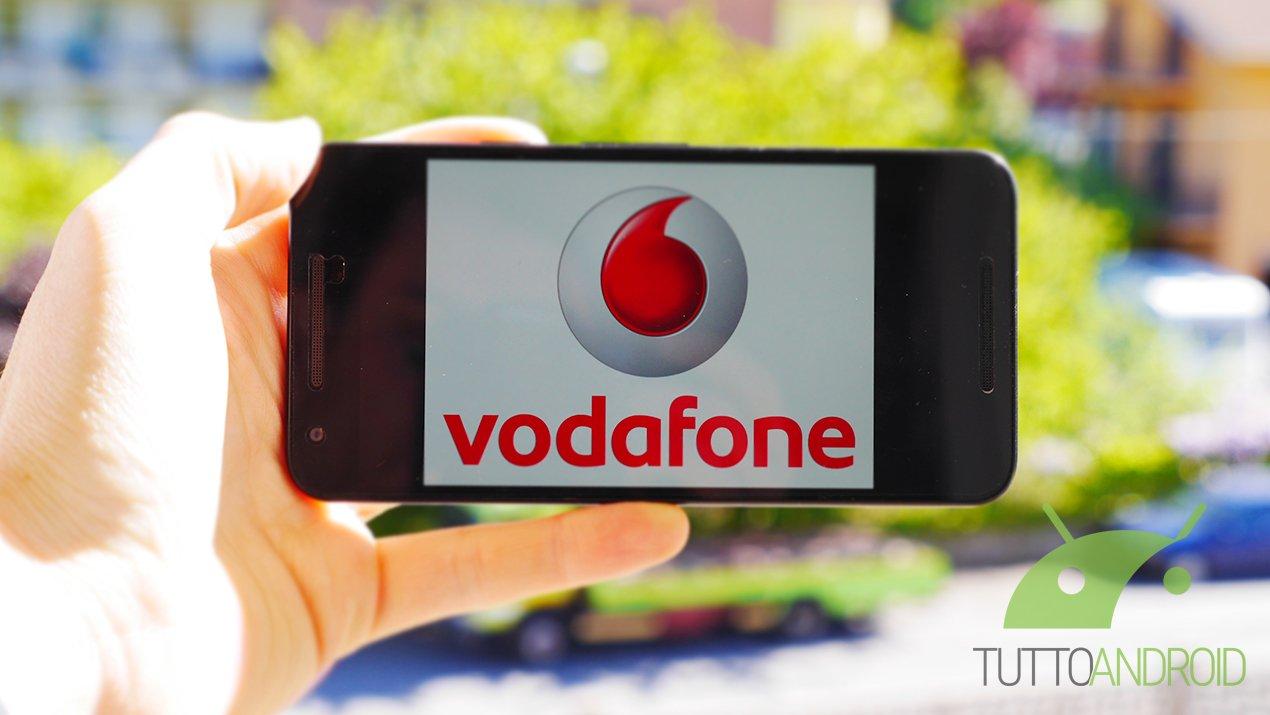 Vodafone Italia taglia roaming prima del 2017