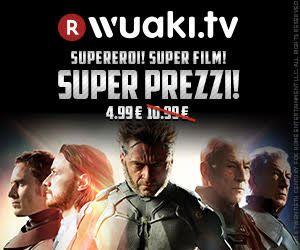 Wuaki.tv supereroi