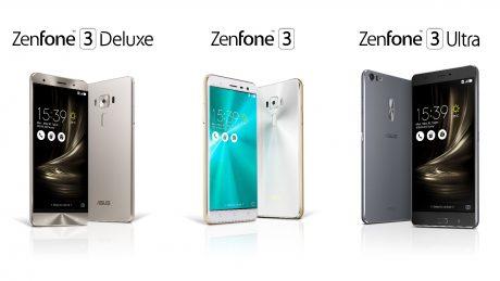 ZenFone3 Family