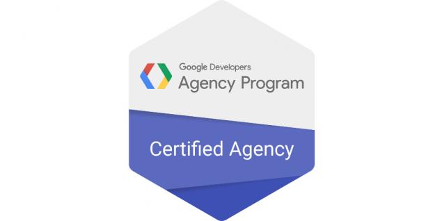 Google developers agency-program