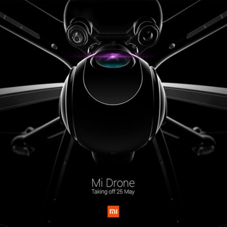 Drone xiaomi teaser copertina