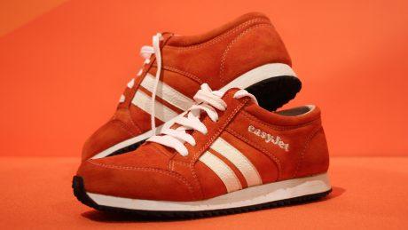 Easyjet shoes lead