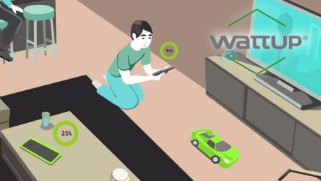 Energous wattup