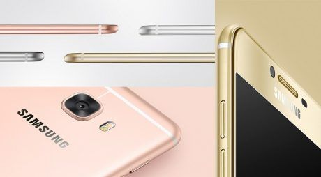 Galaxy c5 official 1