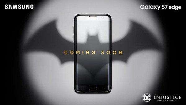 Samsung ha svelato il Galaxy S7 Edge Injustice Edition