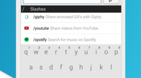 Google gboard slash keyboard