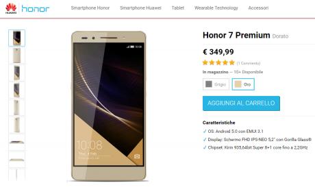 Honor 7 premium gold 1