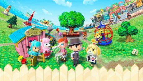Nintendo animal crossing 1