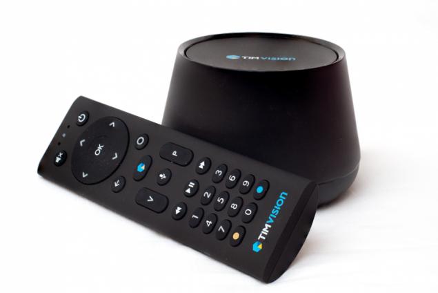 Tim Lancia Il Decoder Timvision Con Android Tv E Supporto