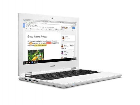 Acer Chromebook 11 (2016)b
