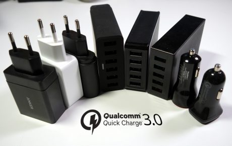 Caricabatterie Quick Charge 3.0 1 1