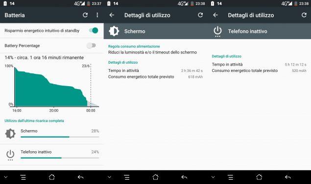 Elephone S3 batteria
