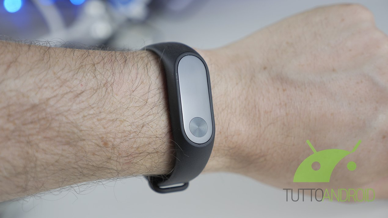 Xiaomi Mi Band 2 disponibile all'acquisto a circa 21 Euro