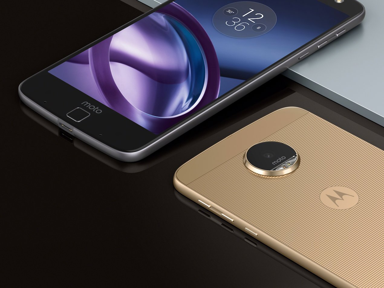 Lenovo Moto Z è ufficiale: design elegante e specifiche al top