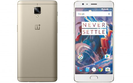 OnePlus3 SoftGold