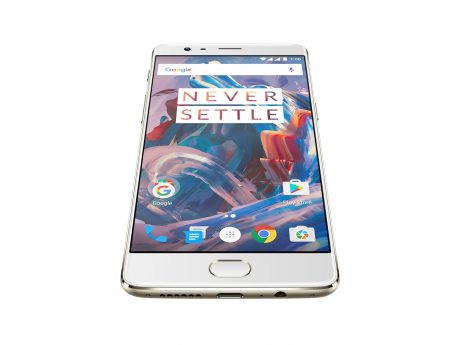 OnePlus3 SoftGold 01