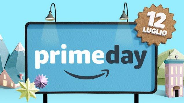 Amazon: in programma il 12 Luglio il Prime Day