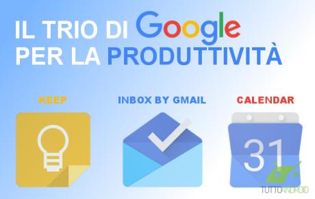 Google App Produttività
