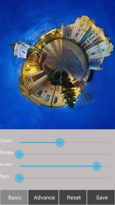 Tiny Planet FX Pro