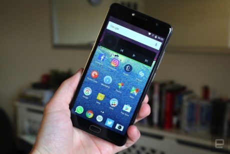 Vodafone Smart Ultra 7 engadget