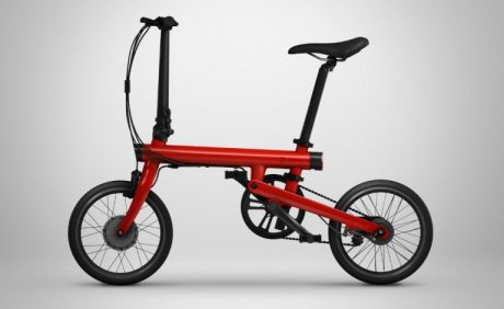 Xiaomi foldable bike 768x470