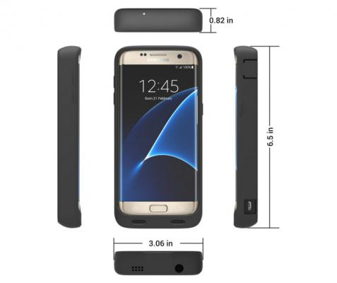 ZeroLemon S7 Edge batteria 8500 mAh (1)