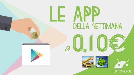 App a 10 cent giugno 2016