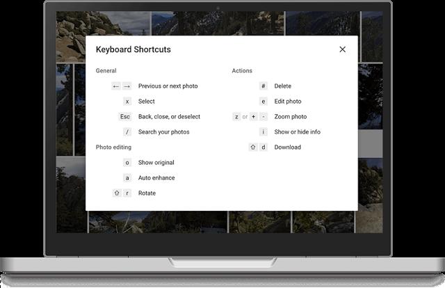 keyboard-shortcuts-google-foto