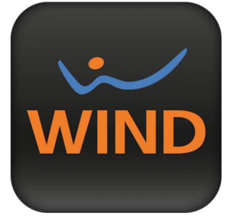 My wind logo