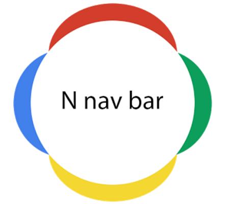 N nav bar