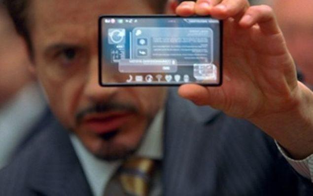 smartphone trasparente Vivo