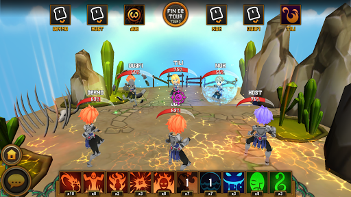 We are Magic – 3D PvP MOBA RPG