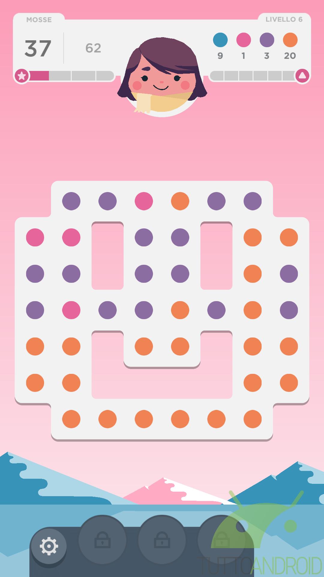 Dots co un puzzle game nel quale collegare i punti - Collegare i punti facilmente ...