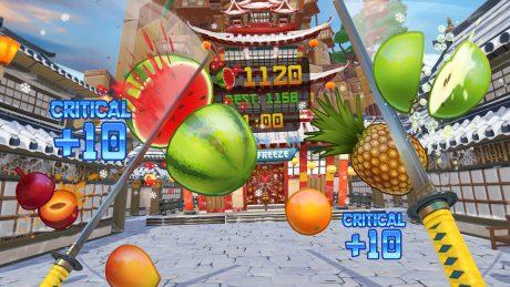 Fruit Ninja VR 1