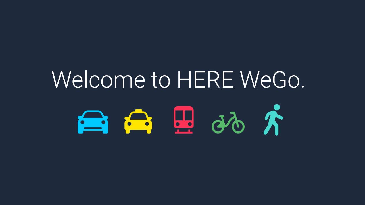 HERE WeGo, il navigatore per Android e iOS cresce