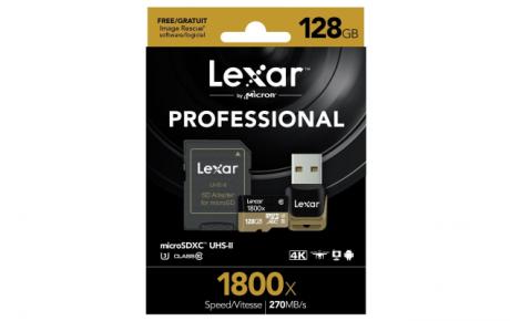 Lexar microSD