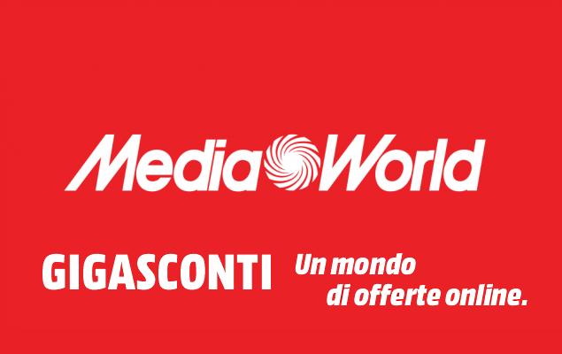 MediaWorld: sono tornati i Gigasconti, validi online fino al 7 dicembre