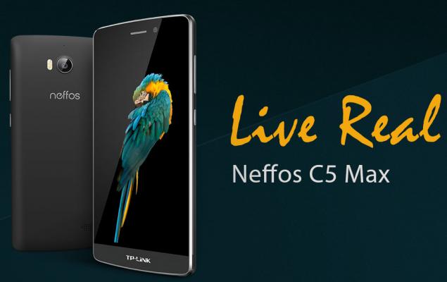 NeffosC5Max