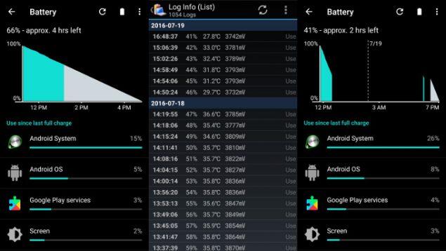OnePlus 3 battery drain phonearena