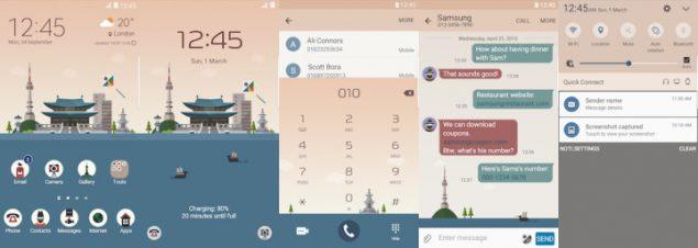 Samsung-Galaxy-Theme-Korea-MINDON-Design