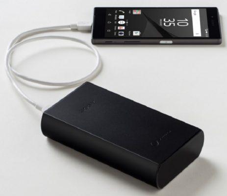 Sony powerbank 2
