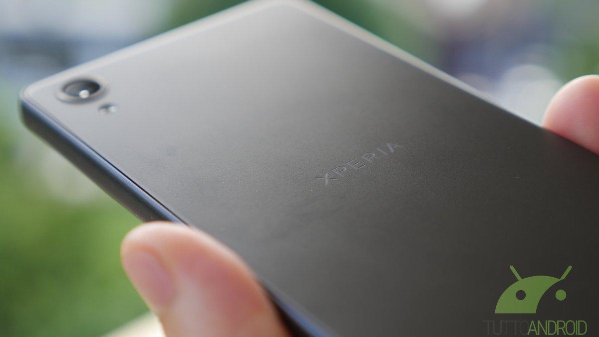 La serie Sony Xperia Z5 riceve un piccolo aggiornamento