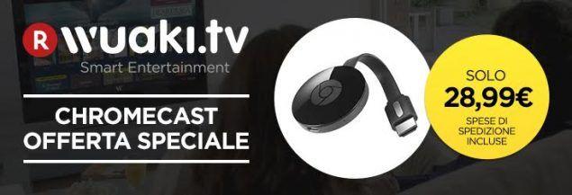 Wuaki.tv Chromecast